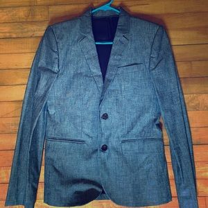 Japanese Denim Crewcuts Jacket